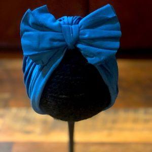 Infant turban